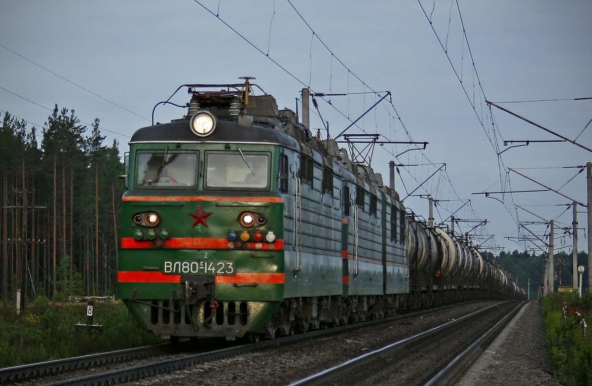 Электровоз ВЛ80С-1423